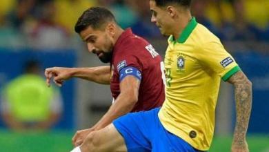 Photo of البرازيل تسقط في فخ التعادل أمام فنزويلا