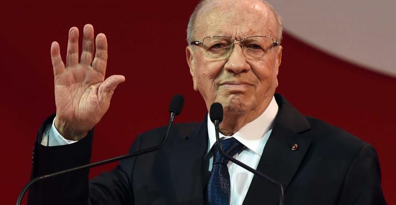 الرئيس التونس باجي قايد السبسي - أرشيفية
