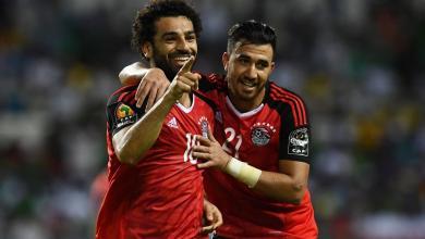 "Photo of ""بروفة"" أخيرة لمصر قبل الكان"