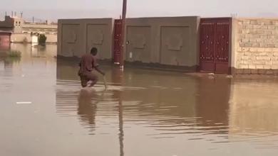 صورة الجزائر ترسل إغاثة لمنكوبي غات