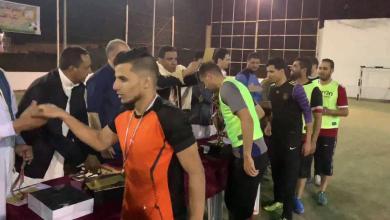 Photo of اختتام بطولة بني وليد لكرة القدم الخماسية