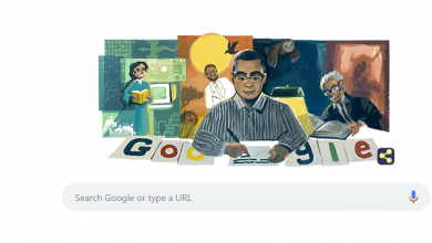 Photo of غوغل يحتفل بالراحل خالد أحمد توفيق