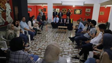 Photo of السفير الألماني يزور بنغازي