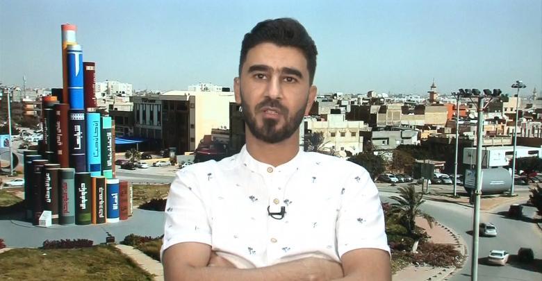 مسؤول مكتب الإعلام بقسم الجوازات والجنسية وشؤون الأجانب بالمنطقة الشرقية عماد العبيدي