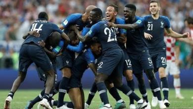 صورة فرنسا تفوز على بوليفيا وديا