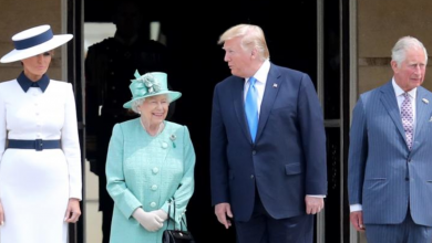 Photo of زيارة ترامب للندن تنبئ بتحالفات اقتصادية جديدة