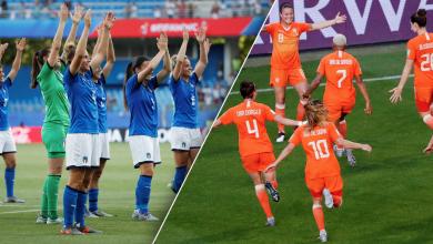 Photo of سيدات إيطاليا وهولندا إلى ربع نهائي المونديال
