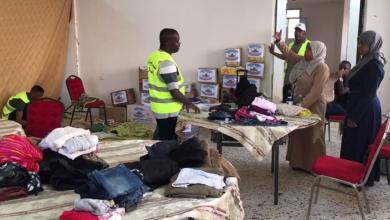 حملة في أوباري ووادي الحياة لإغاثة غات