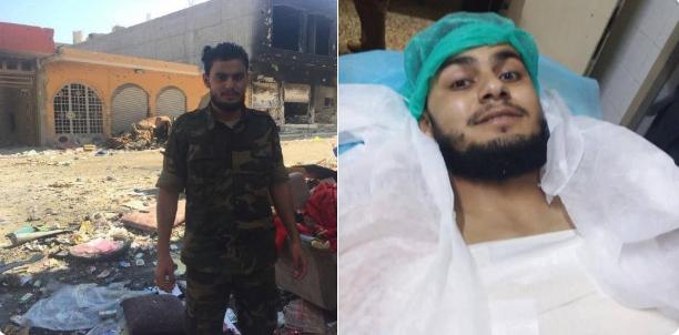 الضابط الليبي عبد الحميد فرج الذرعاني