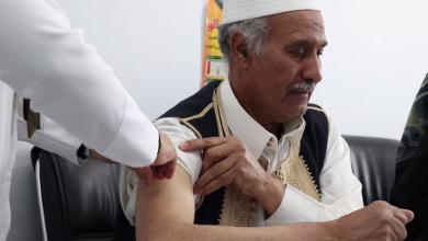 المركز الصحي اللبة - تطعيم حجيج جالو