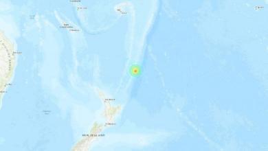 Photo of نيوزيلندا تحذر من أمواج عالية بعد زلزال عنيف