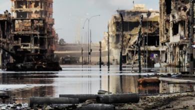 "Photo of إعمار ليبيا ""للمغازلات السياسية"""
