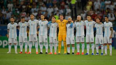 منتخب الأرجنتين لكرة القدم المشارك في بطولة أميركا الجنوبية 2019 -البرازيل