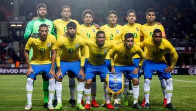 صورة البرازيل أمام اختبار باراغواي