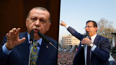 Photo of أردوغان يحاصر أوغلو