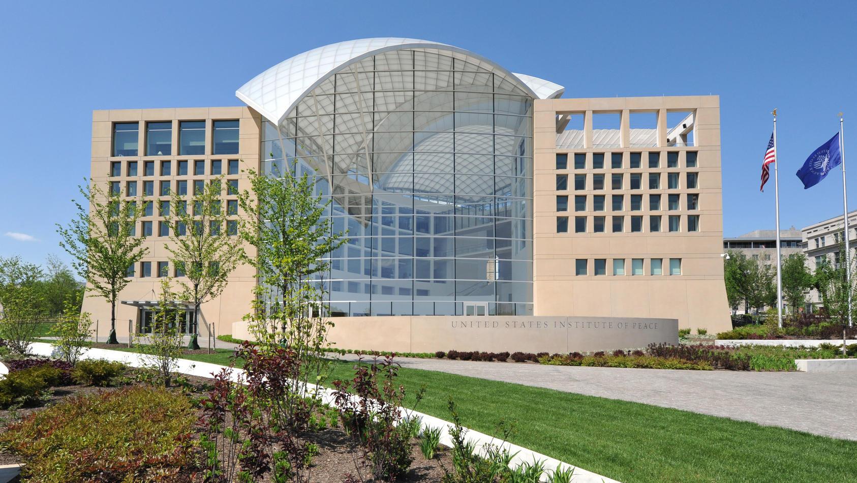 معهد الولايات المتحدة للسلام