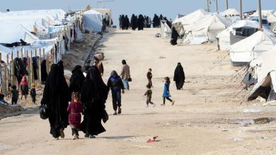 صورة أستراليا تستعيد أطفالا يتامى من عائلات داعش