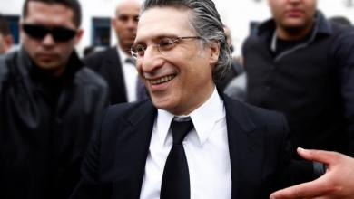 مالك قناة نسمة التلفزيونية وممثل جمعية خليل تونس الخيرية نبيل القروي
