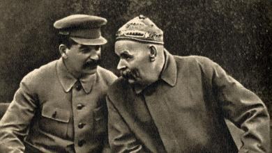 "Photo of ""مكسيم غوركي"" الذكي الذي خدعه ""ستالين"""