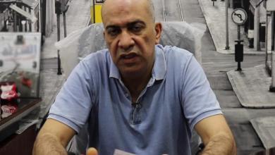 رئيس نادي الأهلي بنغازي خالد السعيطي