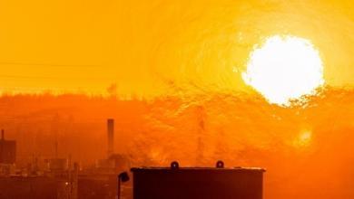 Photo of منخفض صحراوي يرفع درجات الحرارة في ليبيا