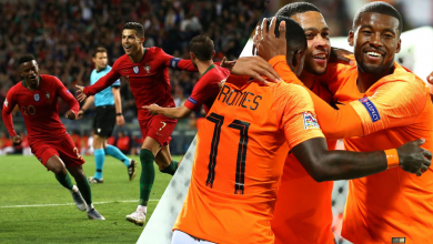 Photo of البرتغال وهولندا في نهائي دوري الأمم الأوروبية