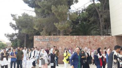 Photo of طلبة الهندسة في جامعة طرابلس يتعرضون للسرقة
