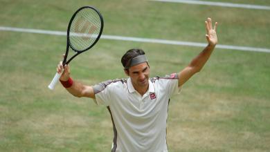 "Photo of المايسترو ""102"" لقب في ملاعب التنس"