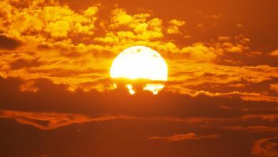 Photo of موجة حر قوية تؤثر على المناطق الغربية
