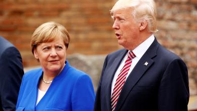 Photo of ترامب يفتح الملف الليبي مع ميركل