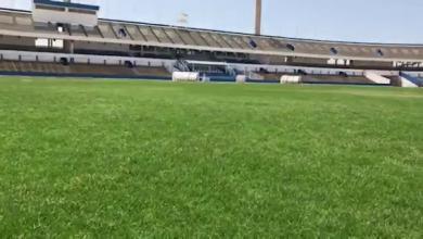Photo of ملعب طرابلس الدولي جاهز لاستقبال المباريات