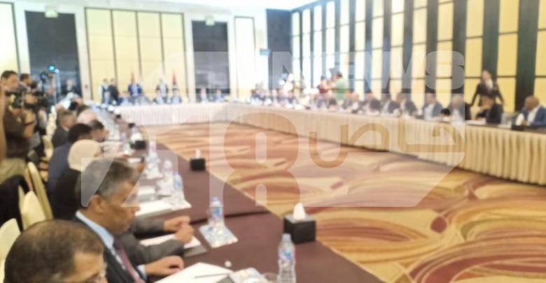 اجتماع أعضاء مجلس النواب - القاهرة
