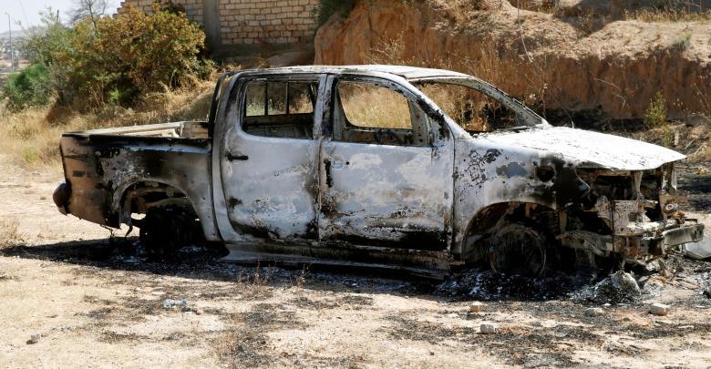 Photo of هدوء حذر يسود محاور القتال في طرابلس