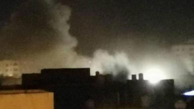 Photo of طرابلس.. قصف ليلي واشتباكات متواصلة