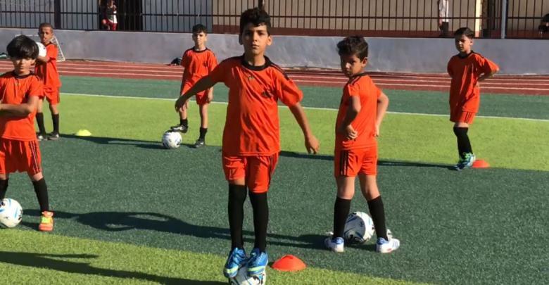 افتتاح أكاديمية مارمريكا الرياضية في طبرق