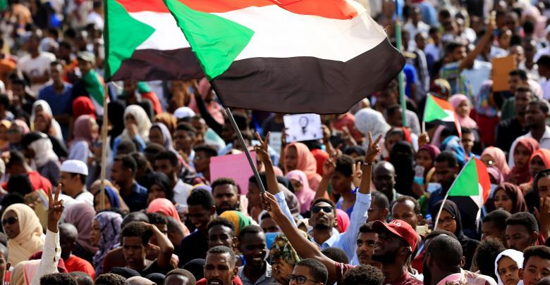 الاحتجاجات السودانية