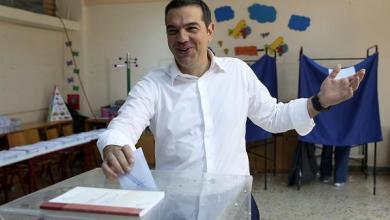 صورة ترجيحات بخسارة اليسار في الانتخابات اليونانية