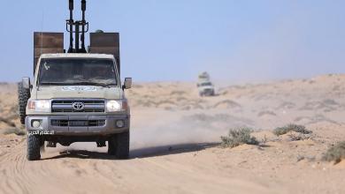 "Photo of ""ضربات قوية"" للجيش الوطني ضد ""عصابات تشادية"" بمرزق"