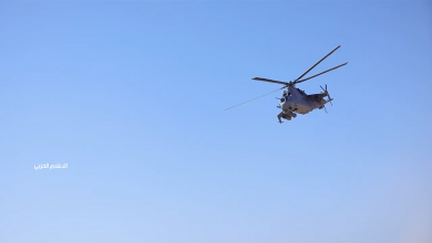 Photo of الجيش يستهدف مواقع الوفاق بالعزيزية