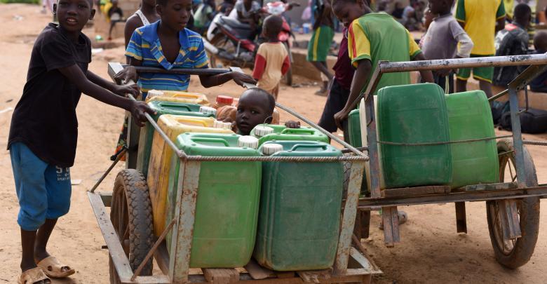 الفقر في أفريقيا