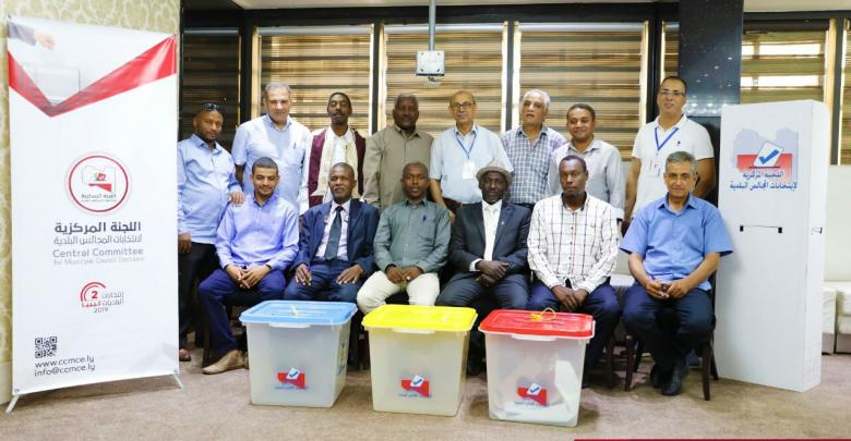 Photo of اللجنة المركزية لانتخابات المجالس البلدية تؤكد جاهزيتها