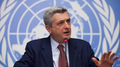 المفوض السامي للأمم المتحدة لشؤون اللاجئين فيليبو غراندي
