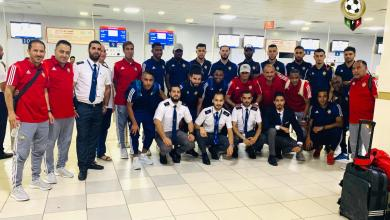 Photo of منتخب المحليين يصل إلى تونس