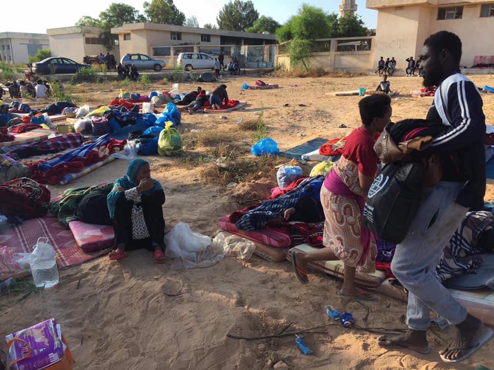 دعوة لتحقيق مستعجل بانتهاكات المهاجرين في ليبيا