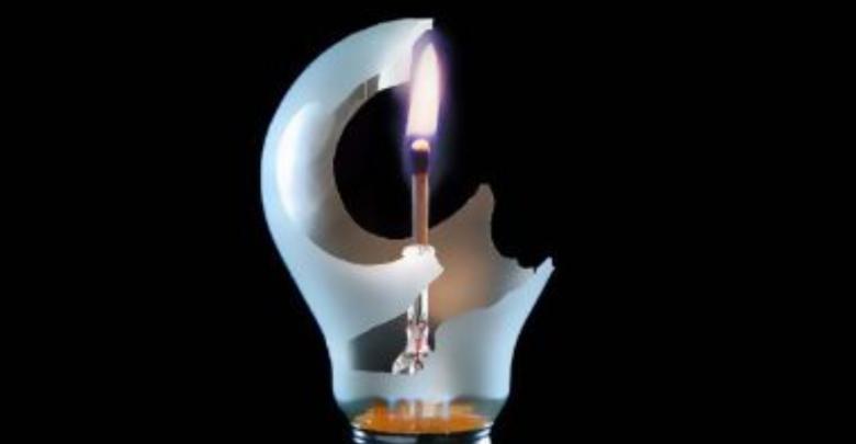 انقطاع الكهرباء، الصورة تعبيرية