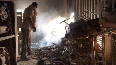 Photo of شباب غات يخمدون حريقا بمخازن الأدوية