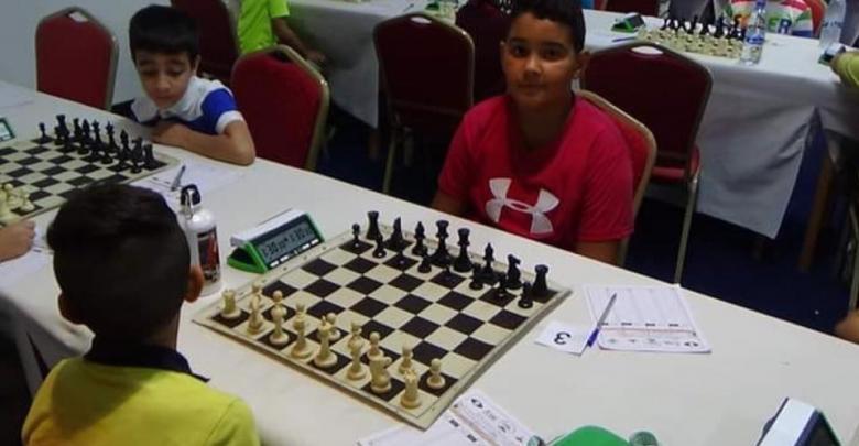 تألق ليبي بالبطولة العربية للشطرنج