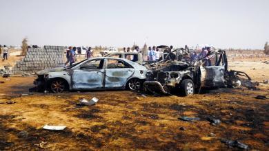 """Photo of """"فرحة مكتومة"""" بعد """"مجزرة المقبرة"""": فشل الانتقام"""