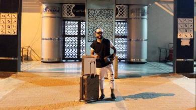 Photo of اللافي يصل بنغازي ويلتحق بتدريبات النصر