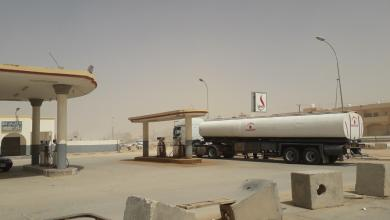 Photo of 9 شاحنات وقود تروي ضمأ بني وليد